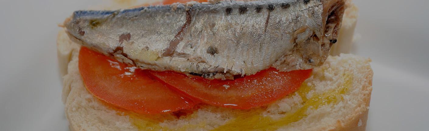 Бутерброды с иваси